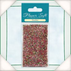 035002 Kwiatki Flower Soft - Heather