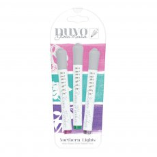 171N Tonic Nuvo Glitter Markers - Northern Lights- markery brokatowe