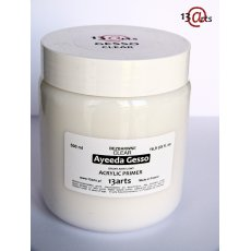 1954 Gesso Clear - grunt akrylowy 500ml