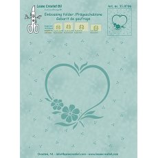35.0706 Folder do embossingu Frame blossom - ramka