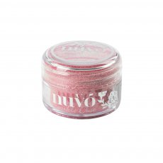 542N Nuvo Sparkle Dust -ultradelikatny brokat - Rose Quartz