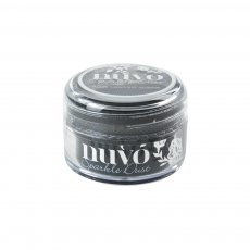 548N Nuvo Sparkle Dust -ultradelikatny brokat - Black Magic