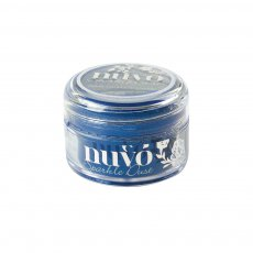 551N Nuvo Sparkle Dust -ultradelikatny brokat - Electric Blue