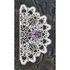 572327- Naklejka -Lace Sticker - Doily #2