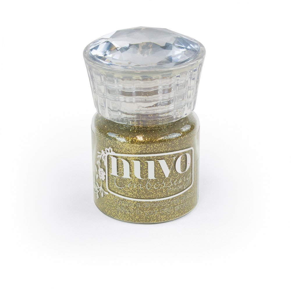 596N Puder do embossingu Nuovo - Glitter Gold Enchantment