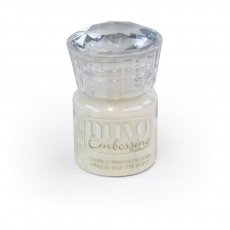 599N Puder do embossingu Nuovo -Glitter Shimmering Pearl