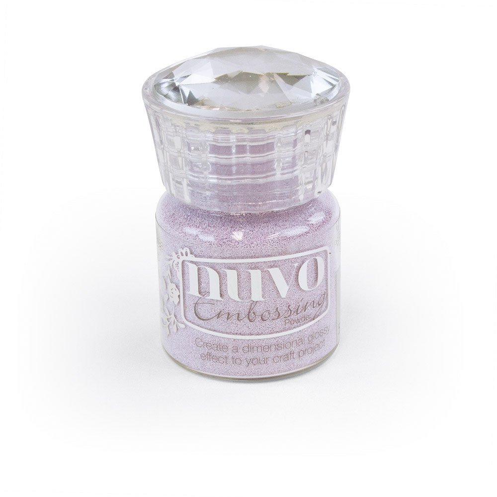 607N Puder do embossingu Nuovo - Soft Lilac