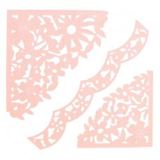 662861 Wykrojnik Sizzix Thinlits- Decorative Corners