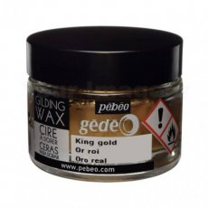 766507 Pebeo Gilding Wax- wosk GOLD King