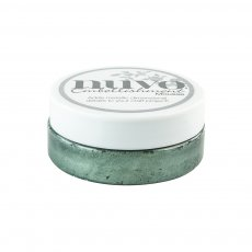 817N Mus Nuvo Embellishment Mousse-Seaspray Green