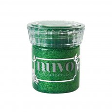 955N Nuvo Glimmer Paste - pasta brokatowa - Emerald Green