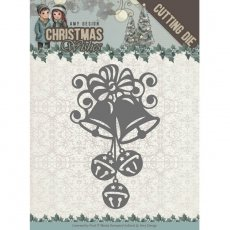 ADD10151 Wykrojnik Christmas Bells - Amy Design