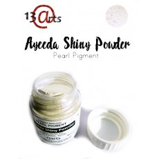 SHIN-16 Ayeeda Shiny Powder Blue Pearl