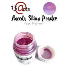 SHIN-8 Ayeeda Shiny Powder Red Blue