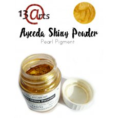 SHIN-14 Ayeeda Shiny Powder Royal Gold Satin