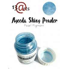 SHIN-17 Ayeeda Shiny Powder Shimmer Blue