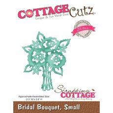 CCE-126 Wykrojnik CottageCutz Bridal Bouquet, Small (Elites)