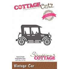 CCE-262 Wykrojnik CottageCutz Vintage Car (Elites)