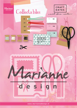COL1445 Marianne Design Collectable -Eline\'s craft dates