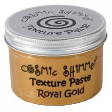 Pasta strukturalna Cosmic Shimmer- Royal Gold 150 ml