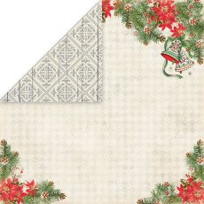 CP-NP04 Papier dwustronny Craft&You Design 30,5x30,5 North Pole 04