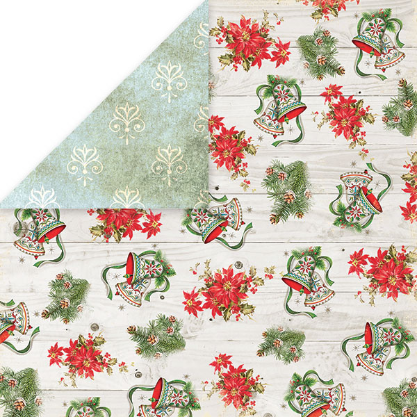 CP-NP05 Papier dwustronny Craft&You Design 30,5x30,5 North Pole 05