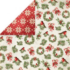 CP-NP06 Papier dwustronny Craft&You Design 30,5x30,5 North Pole 06