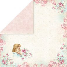 CP-SB01 Papier dwustronny Craft&You Design 30,5x30,5 Shabby Baby 01