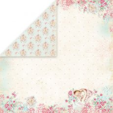CP-SB02 Papier dwustronny Craft&You Design 30,5x30,5 Shabby Baby 02