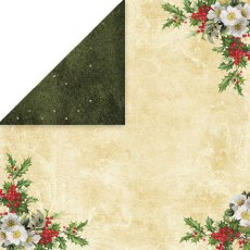 CP-WC04 Papier dwustronny Craft&You Design 30,5x30,5 White Christmas 04