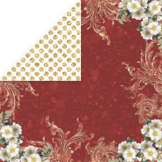 CP-WC06 Papier dwustronny Craft&You Design 30,5x30,5 White Christmas 06