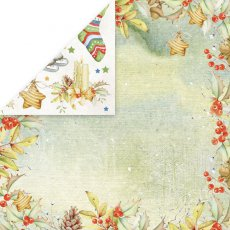 CP-WDR02 Papier dwustronny Craft&You Design 30,5x30,5 Winter Dream 02