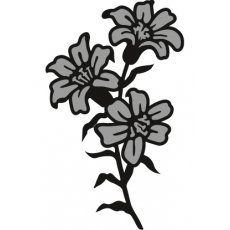 CR1306 Wykrojnik Marianne Design Craftable - Tiny\'s Lily