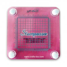 CT2033-7971 Stampeazee   110 x 110 mm bloczek akrylowy