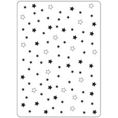 CTFD3025 Folder do embossingu ( 10.5cm x 15cm) - Twinkle