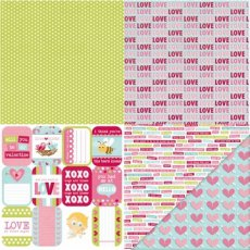 Papier dwustronny WRMK Love Struck - cupid\'s arrow