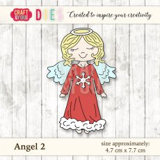 CW023 Wykrojnik ANGEL 2 Craft&You Design
