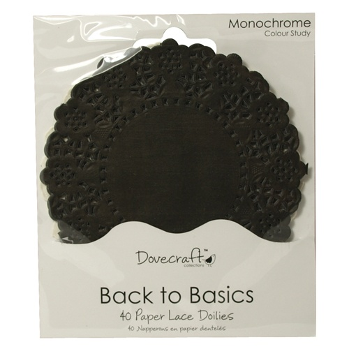 DCDO004 Serwetki -Back to Basics Monochrome