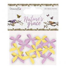 DCRBN032 Dovecraft- Nature\'s Grace - mini kokardki