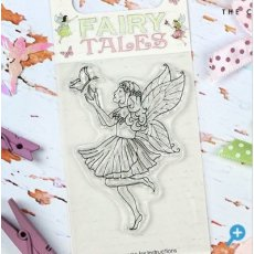 DCSTP179 Stempel silikonowy-Dovecraft  Fairy Tales