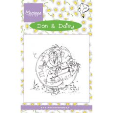 DDS3351 Stempel silikonowy - Don & Daisy -It\'s a Butterfly