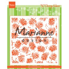 DF3450 Folder do embossingu Marianne Design - sosna