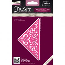 DS-CAD-CHAN Wykrojnik Die\'sire Create-A-Card-Chantilly