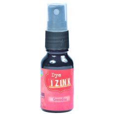 80754 Dye Izink Spray -Tusz wodny w sprayu- Grenadine 15ml