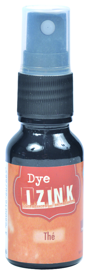 80766 Dye Izink Spray -Tusz wodny w sprayu- The (Tea) 15ml
