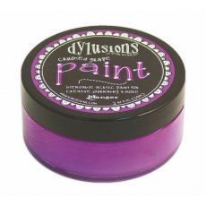 DYP45960 Farba akrylowa Dylusions Paint -Crushed Grape
