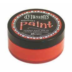 DYP46028 Farba akrylowa Dylusions Paint -Postbox Red