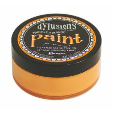 DYP46035 Farba akrylowa Dylusions Paint -Squeezed Orange