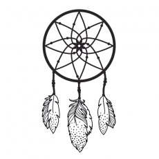 EF244 Folder do embossingu Kaisercraft-Dreamcatcher