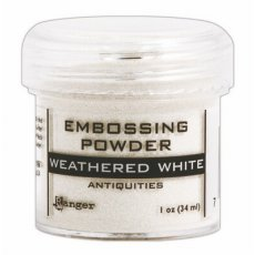 EPJ37538 Puder do embossingu Ranger-Weathered White